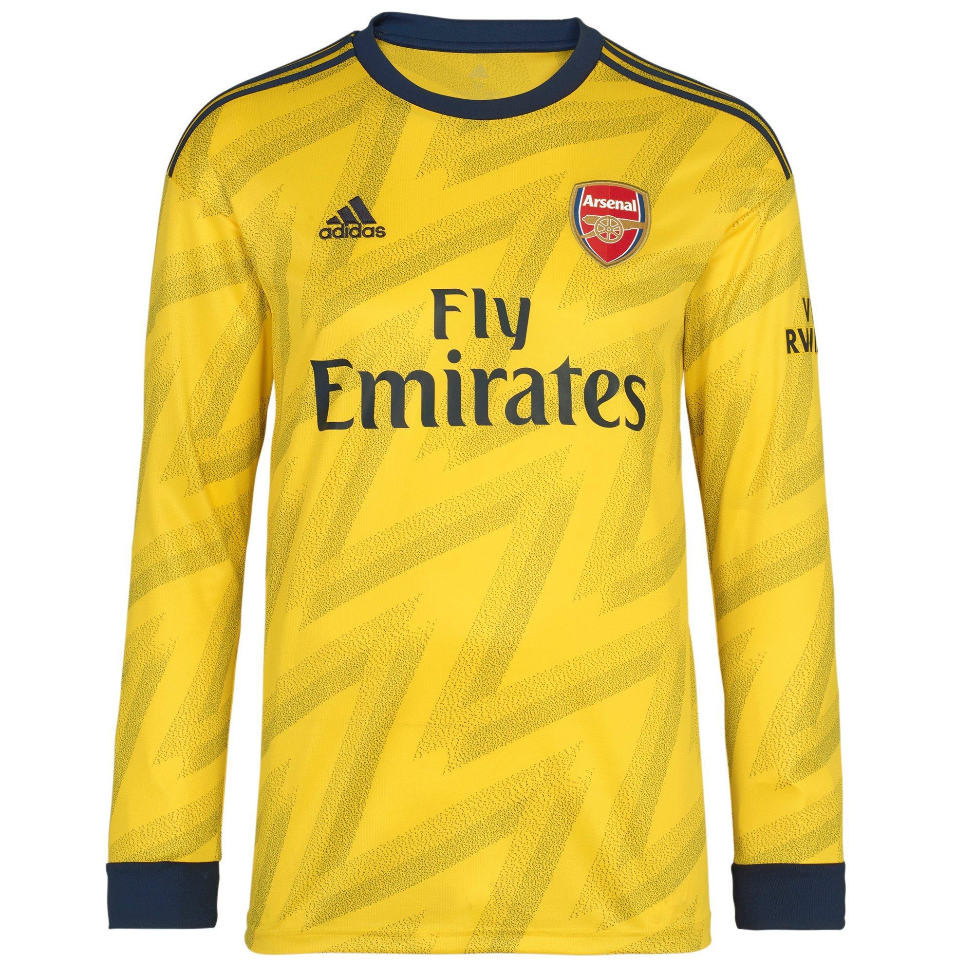 Adidas Striped 19 Long Sleeve Football Shirt