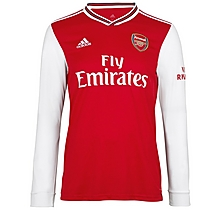 Arsenal Adult 19/20 Long Sleeved Home Shirt