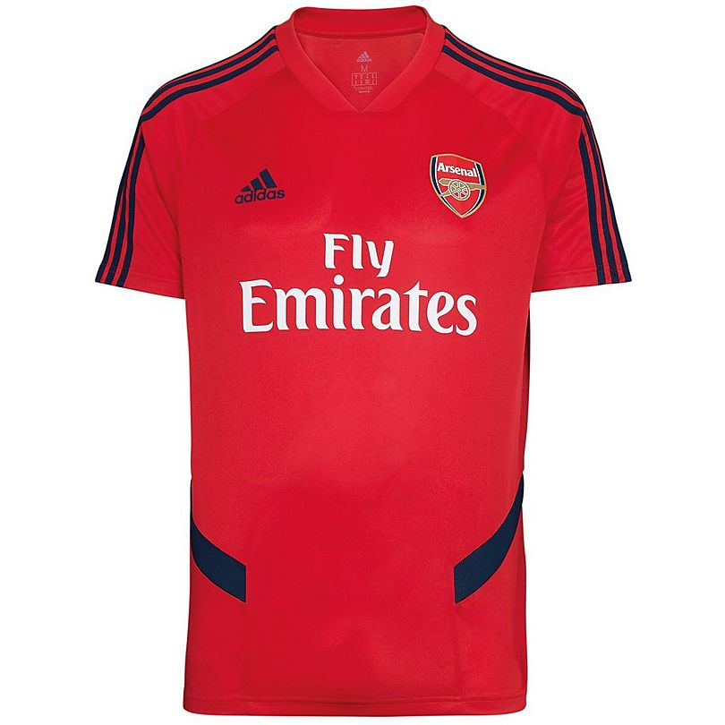 new style 78ecd 4b2b9 Arsenal Adult 19/20 Training Shirt | Official Online Store
