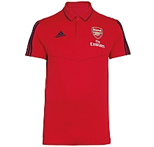 Arsenal Adult 19/20 Red Polo Shirt