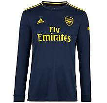 Arsenal Adult 19/20 Long Sleeved Third Shirt
