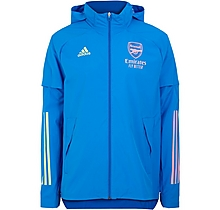 Arsenal Adult 20/21 All Weather Rain Jacket