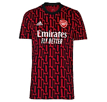 Arsenal Adult 20/21 Pre Match Shirt