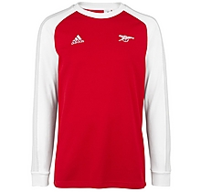Arsenal 20/21 Icon Long Sleeved Sweat