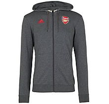 Arsenal Adult 20/21 ID Full Zip Hoody