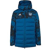 Arsenal Adult 20/21 SSP Hooded Down Jacket