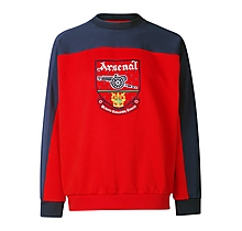 Arsenal Trefoil 91-93 Crewneck Sweatshirt