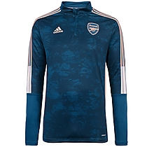 Arsenal Adult 20/21 Hype 1/4 Zip Training Top