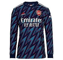 Arsenal Adult 21/22 Long Sleeved Third Shirt