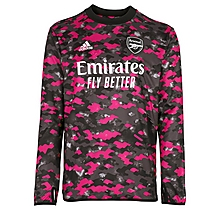 Arsenal Adult 21/22 Pre Match Long Sleeve Warm Top