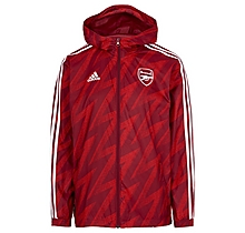 Arsenal Adult 21/22 3 Stripe ID Windbreaker
