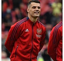 Arsenal Adult 21/22 Anthem Jacket