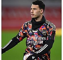 Arsenal 20/21 CNY Pre-Match Jersey