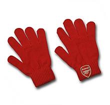 Arsenal Junior Knitted Gloves