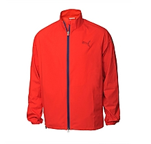 Arsenal Red Golf Wind Jacket