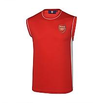 Arsenal Red Panel Sleeveless T-shirt