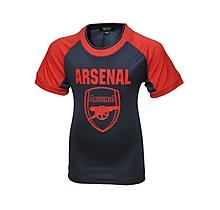 Arsenal Infant Crest Panel T-Shirt