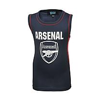 Arsenal Infant Navy Panel Sleeveless T-shirt