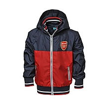 Arsenal Kids Shower Jacket (2-7yrs)