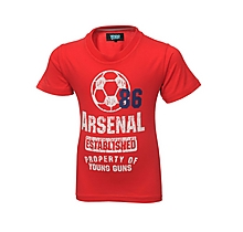Arsenal Infant 86 Graphic T-Shirt