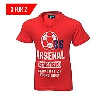 Arsenal Infant 86 Graphic T-Shirt