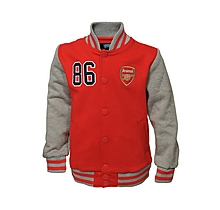 Arsenal Infant Baseball Jacket