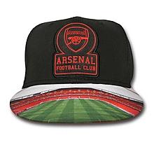 Arsenal Stadium Junior Snapback Cap