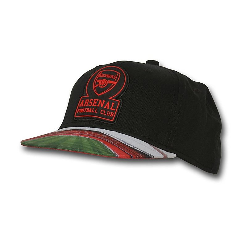 a1f4dd36 Arsenal Stadium Kids Snapback Cap | Official Online Store