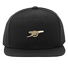 Arsenal Metal Badge Snapback