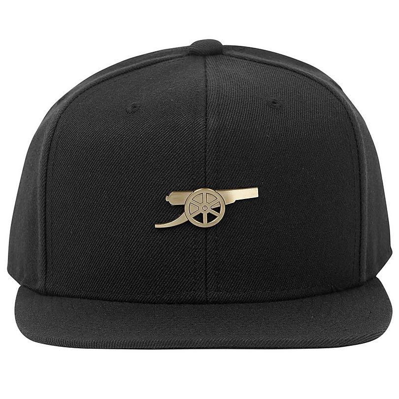 44e3151de Arsenal Metal Badge Snapback | Hats & Caps | Accessories | Mens ...