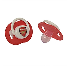Arsenal Baby 2 Pack Soothers
