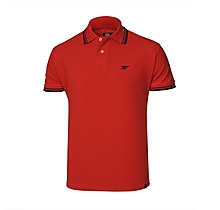 Arsenal Red Tipped Cannon Polo Shirt