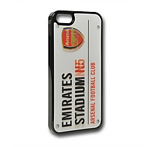 Arsenal iPhone 5 3D Street Sign Hard Case