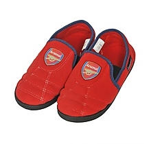 Arsenal Kids Goal Heel Slippers