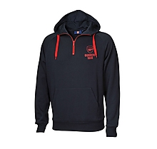 Arsenal Half Zip Hoody