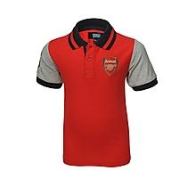 Arsenal Infant Graphic Polo Shirt