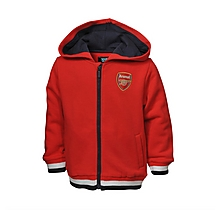 Arsenal Infant Full Zip Hoody