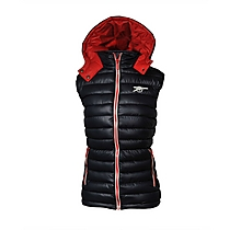 Arsenal Womens Quilted Puffa Gilet