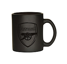 Arsenal Coloured Glass Mug
