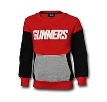 Arsenal Junior Gunner Sweatshirt