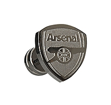 Arsenal Crest Stud Earring