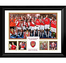Arsenal Invincibles 2003/04 Framed Print