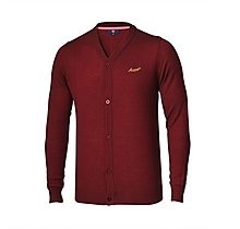Arsenal Red Cardigan