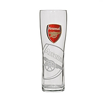 Arsenal Pint Glass
