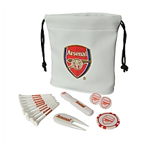 Arsenal Golf Gift Set