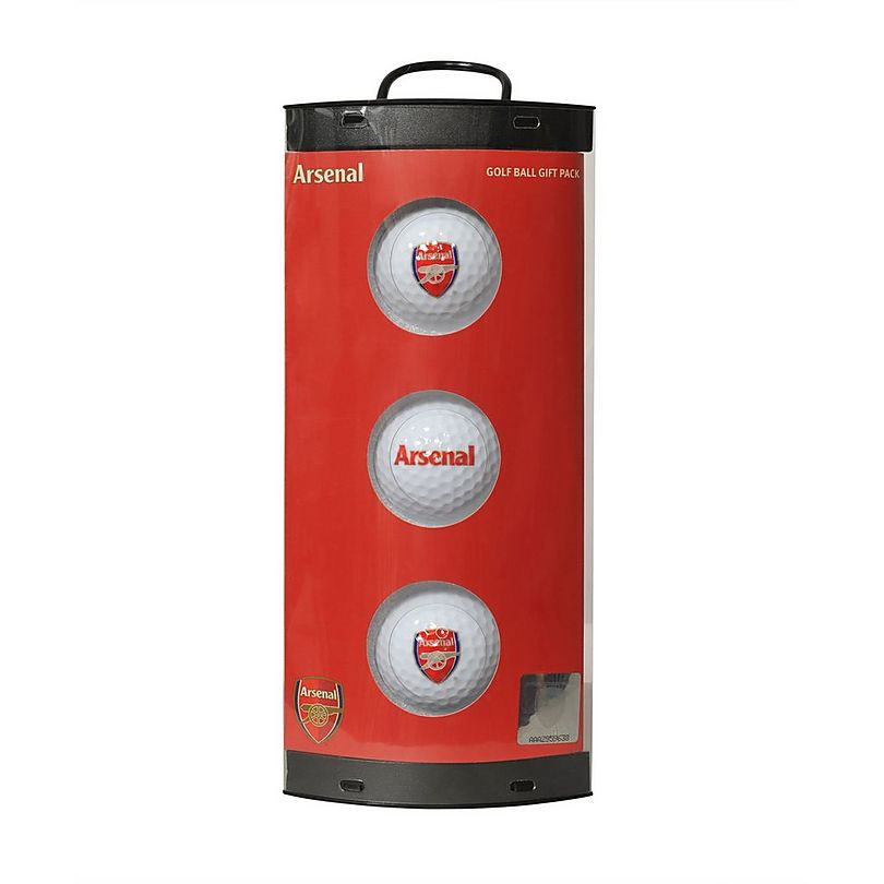 Sports Direct Arsenal Towel: Arsenal Golf Balls