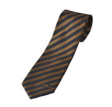Arsenal Gold Stripe Tie