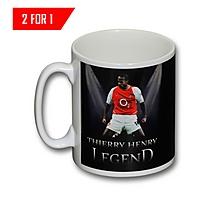 Arsenal Henry Mug