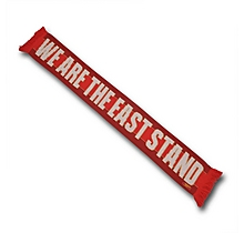 Arsenal East / West Fans Scarf