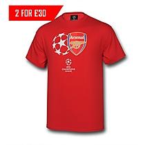 Arsenal UCL T-Shirt